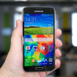 "Samsung Galaxy S5 Wins Title For ""Best Display"""
