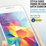 Samsung Galaxy S5 Mini Duos To Launch Exclusively on Flipkart