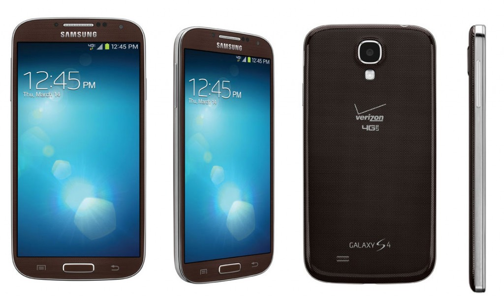 Will the Galaxy S5 look like this Galaxy S4