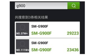 Device Benchmark Results